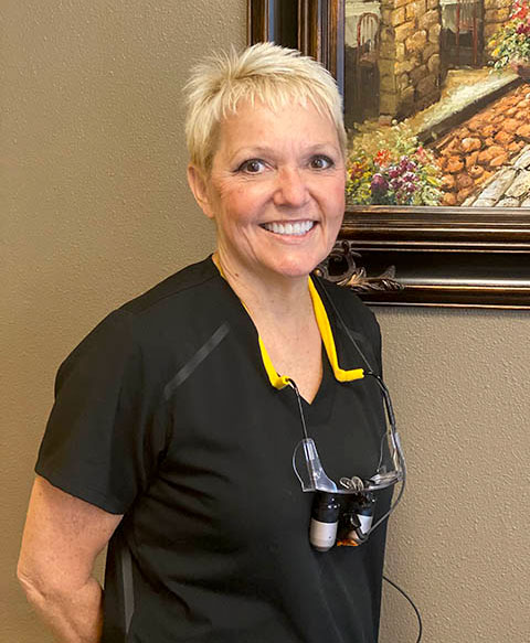 Dr. Ronda Trotman at Tanasbourne Dental Care